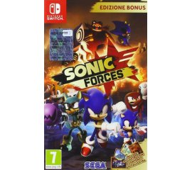 SEGA Sonic Forces, Nintendo Switch Basic Inglese