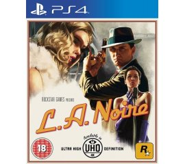 TAKE TWO INTERACTIVE PS4 L.A. NOIRE
