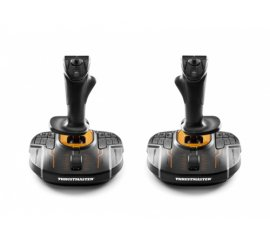 THRUSTMASTER T16000 FCS JOYSTIC SPACE SIM DUO STICK
