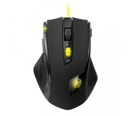 SHARKOON SHARK ZONE M51+ MOUSE GAMING USB COLORE N