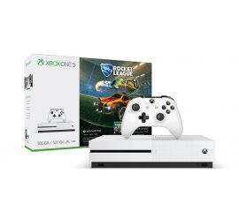 Microsoft Xbox One S Rocket League Bianco 500 GB Wi-Fi