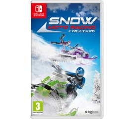 BIGBEN INTERACTIVE SWITCH SNOW MOTO RACING FREEDOM