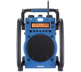 U3 BLUE RADIO CANTIERE FM/AM ULTRA BASS 6W CL.D 6x1,5v D
