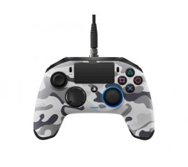 NACON PS4OFPADREVCAMOGREY periferica di gioco Gamepad PlayStation 4 Analogico/Digitale USB 3.2 Gen 1 (3.1 Gen 1) Mimetico, Grigio