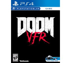 Koch Media DOOM VFR, PS4 Basic Inglese PlayStation 4