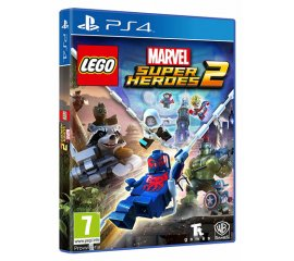WARNER BROS PS4 LEGO MARVEL SUPER HEROES 2