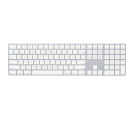 Apple MQ052Z/A tastiera Bluetooth QWERTY US International Bianco