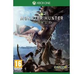 CAPCOM XONE MONSTER HUNTER WORLD