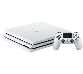Sony PlayStation 4 Pro Bianco 1000 GB Wi-Fi