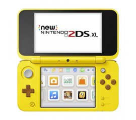 NINTENDO NEW NINTENDO 2DS XL PIKACHU EDITION - LIMITED EDITION