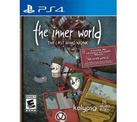KALIPSO PS4 - THE INNER WORLD: THE LAST WIND MONK