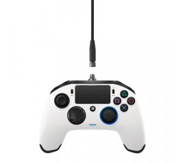 NACON PS4OFPADREVWHITE periferica di gioco Gamepad PlayStation 4 Analogico/Digitale USB 3.2 Gen 1 (3.1 Gen 1) Nero