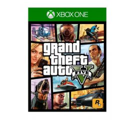 TAKE 2 XBOX ONE GTA GRAND THEFT AUTO 5 VERSIONE EUROPA