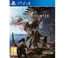 Sony Monster Hunter: World, PS4 videogioco PlayStation 4 Basic Inglese