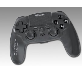 Xtreme 90425 periferica di gioco Speciale PlayStation 4 Analogico/Digitale Bluetooth Nero