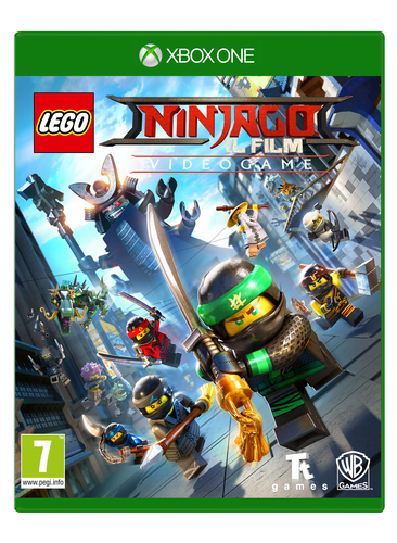 Warner Bros The LEGO Ninjago Il Film, Xbox One 2