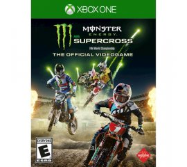 MILESTONE XONE MONSTER ENERGY SUPERCROSS