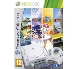 SEGA Dreamcast Collection, Xbox 360 Inglese