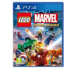 WARNER BROS PS4 LEGO MARVEL SUPER HEROES VERSIONE EUROPA