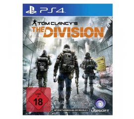 UBISOFT PS4 TOM CLANCY'S THE DIVISION VERSIONE EUR