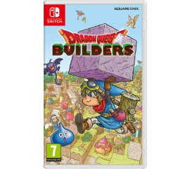 Nintendo Dragon Quest Builders, Switch Nintendo Switch Basic Tedesca, Inglese, ESP, Francese, ITA