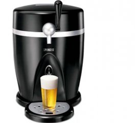 Princess Silver Beer Tap & Cooler