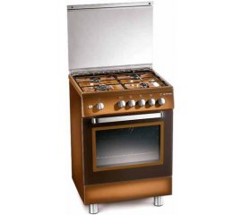 Tecnogas D 662 CS cucina Piano cottura Marrone Gas