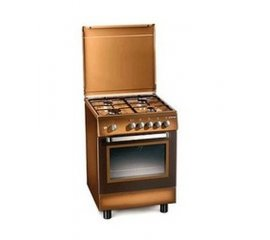 Tecnogas D 52 CS cucina Piano cottura Marrone Gas