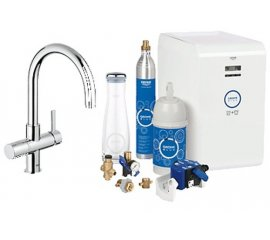 GROHE Blue Chilled & Sparkling Cromo