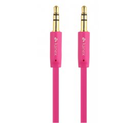 Kanex 1.8m 3.5mm m/m cavo audio 1,8 m Rosa