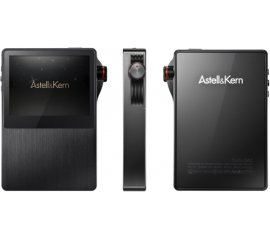 Astell&Kern AK120 Lettore MP3 Nero 64 GB