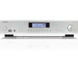 Rotel A14 amplificatore audio Argento