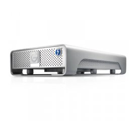G-Technology G-DRIVE disco rigido esterno 8000 GB Argento