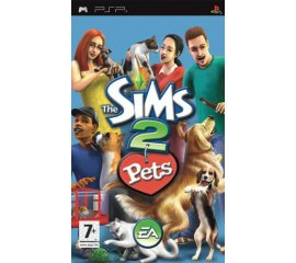 Electronic Arts The Sims 2: Pets, PSP PlayStation Portatile (PSP) Inglese