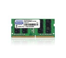 Goodram 4GB DDR4 2133 memoria 2133 MHz