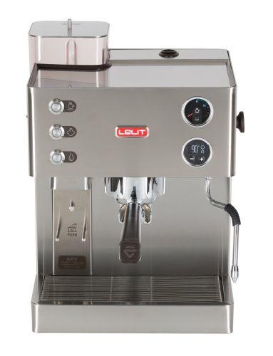 PL82T M.CAFFE' ESPRESSO 1200W 15BAR C/CAPPUCCIN. INOX venduto su Radionovelli.it!
