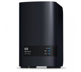 Western Digital My Cloud EX2 Ultra Collegamento ethernet LAN Nero NAS