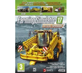 DIGITAL BROS PC FARMING SIMULATOR 17 ESPANSIONE 2 PER FARMING SIMULATOR 17-17 PLATINUM EDITION VERSIONE ITALIANA