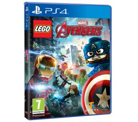 WARNER BROS PS4 - LEGO MARVEL'S AVENGERS