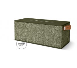 Fresh 'n Rebel Rockbox Brick XL Fabriq Edition 20 W Altoparlante portatile stereo Mimetico