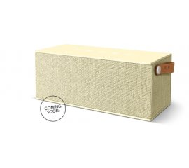 Fresh 'n Rebel Rockbox Brick XL Fabriq Edition 20 W Altoparlante portatile stereo Giallo
