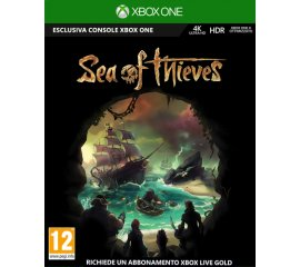 Microsoft Sea of Thieves, Xbox One Basic Tedesca, Inglese, ESP, Francese, ITA, Portoghese, Russo