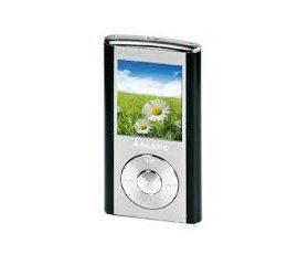 New Majestic SDA-4357 MP3 4GB Nero, Argento