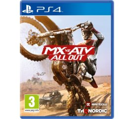 THQ NORDIC PS4 MX VS ATV ALL OUT VERSIONE ITALIANA