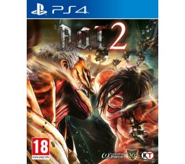 TECMO KOEI PS4 - A. O. T. ATTACK ON TITAN 2