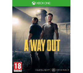 Electronic Arts A Way Out videogioco Xbox One Basic ITA