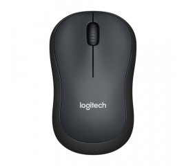 LOGITECH M220 MOUSE WIRELESS OTTICO 1.000 DPI COLORE NERO