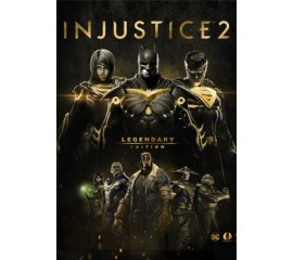 WARNER BROS PS4 INJUSTICE 2 LEGENDARY EDITION VERSIONE ITALIANA