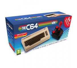 RETRO GAMES THEC64 MINI CONSOLE