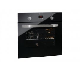 Indesit IFG 63 K.A (BK) Forno elettrico 56L A Nero